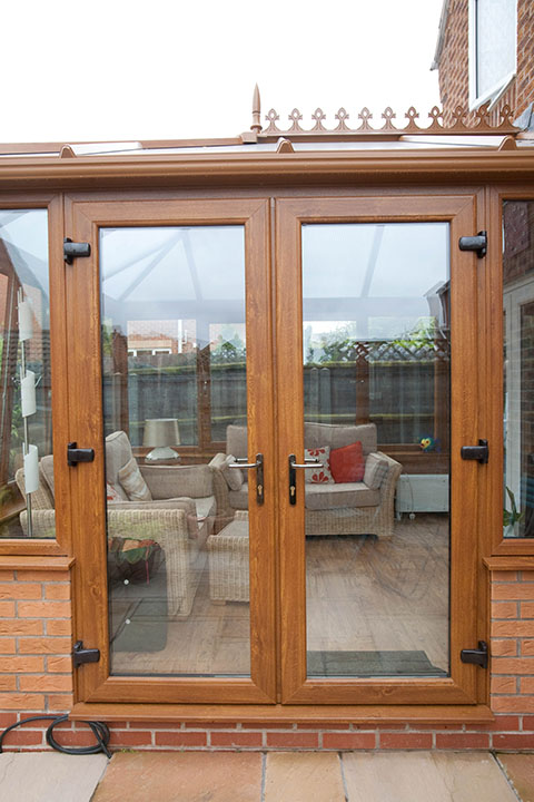 Frenchdoorstile1 n p windows for Upvc french doors liverpool