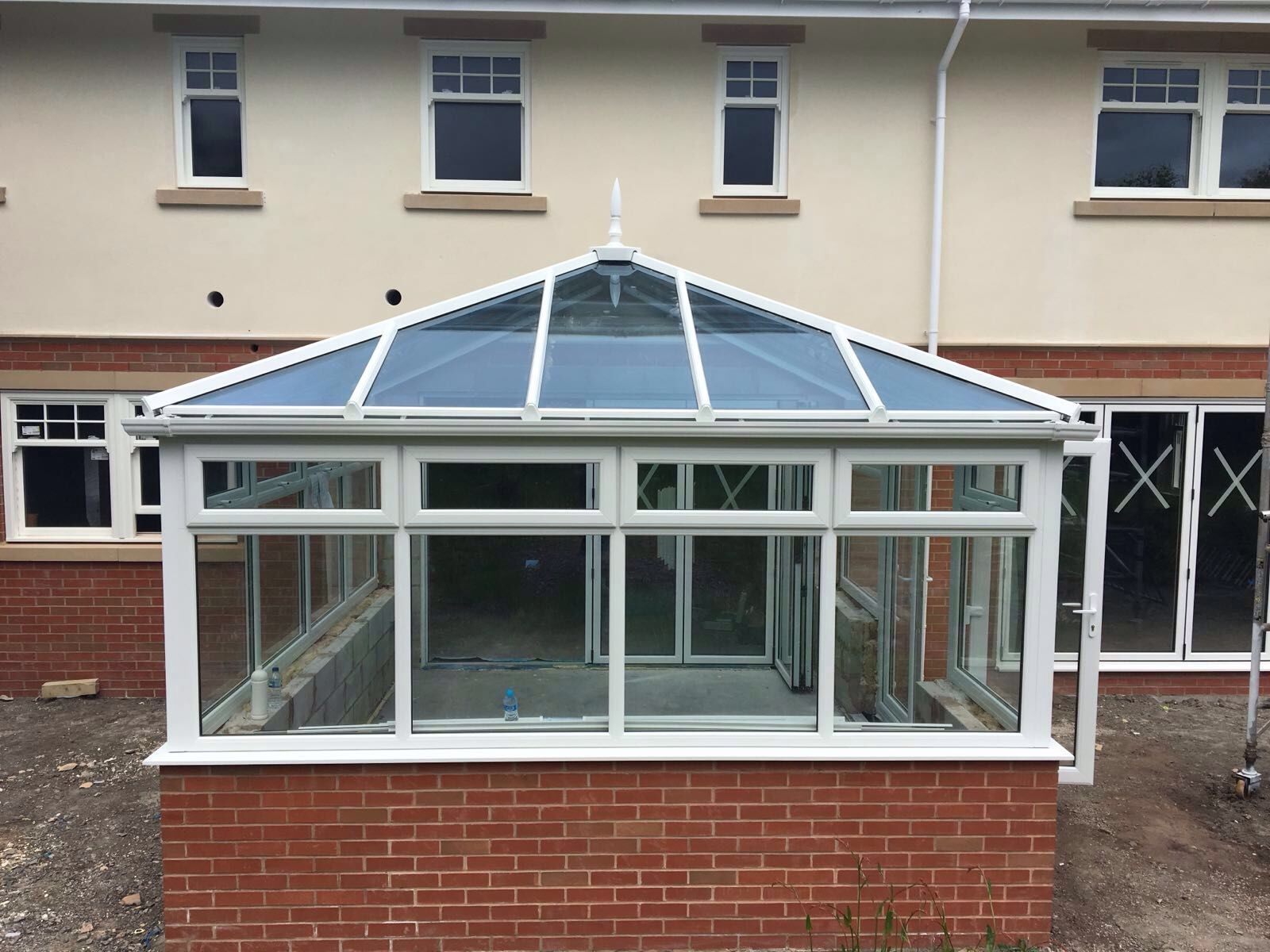 New Double Glazed Windows and Conservatory Installation in Heswall