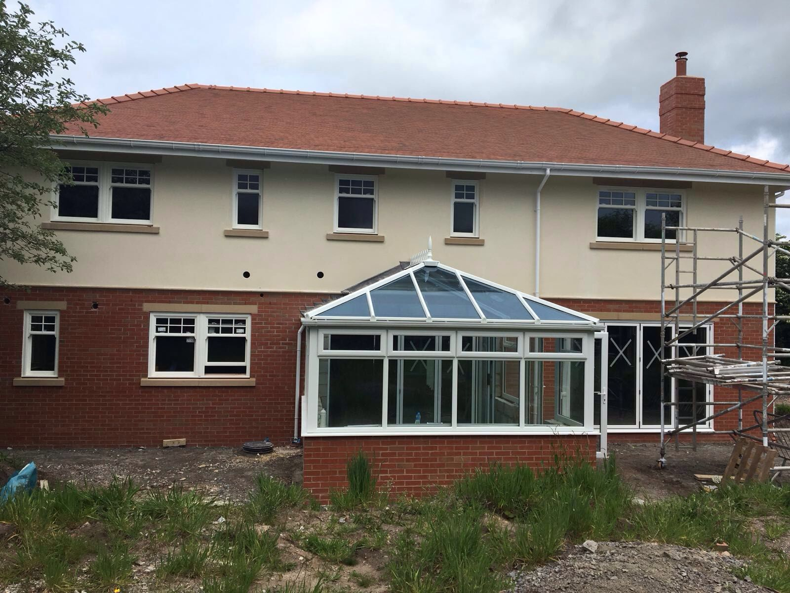 New Double Glazed Windows and Conservatory in Heswall