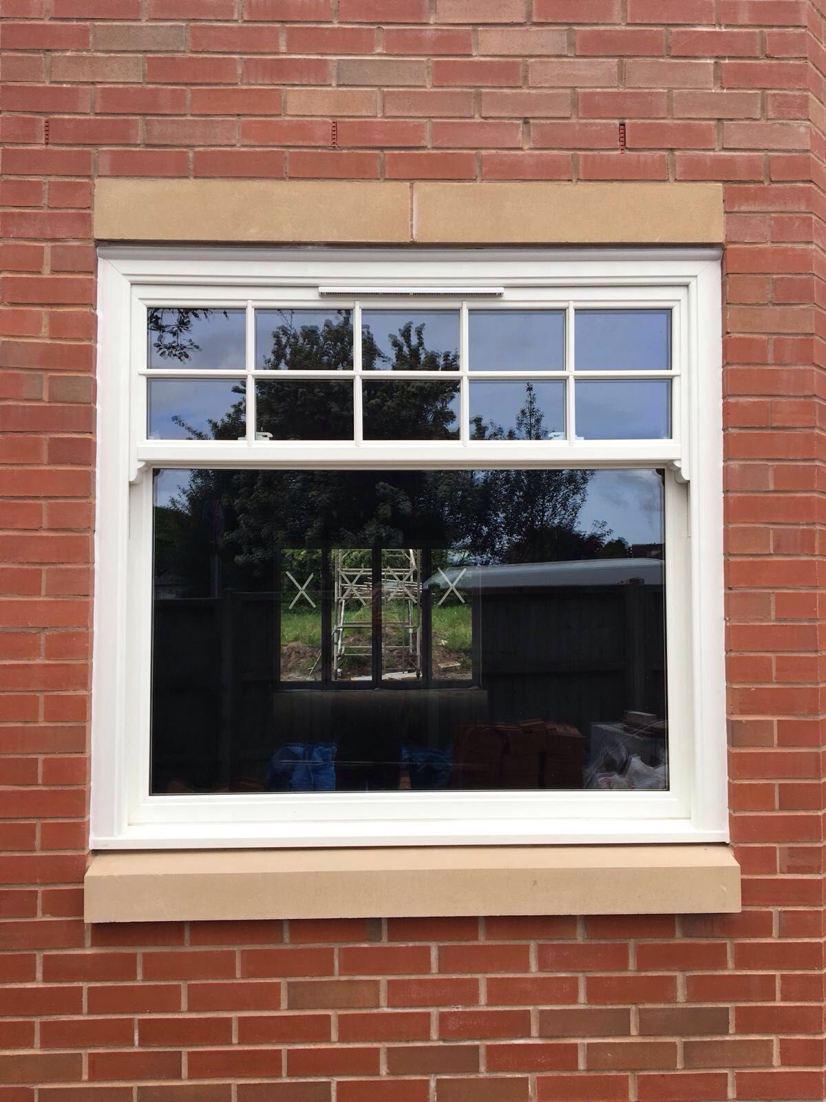 Double Glazed Windows at Border Road, Heswall (1)