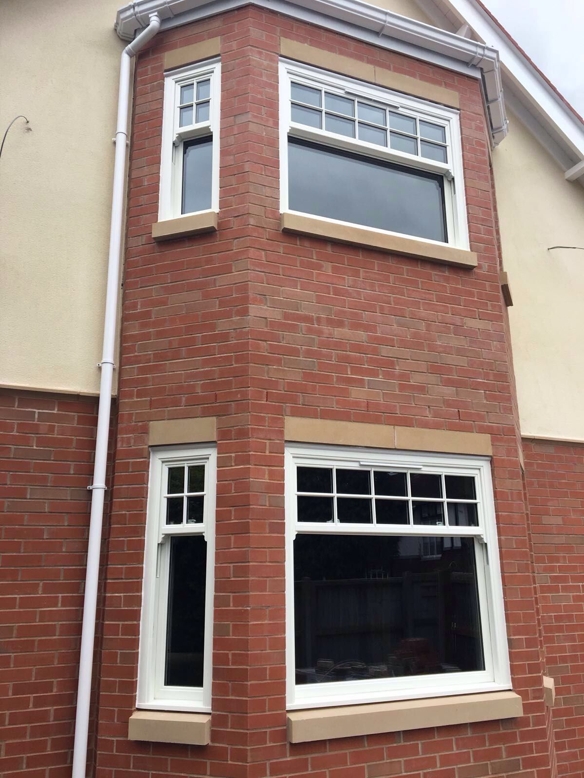 Double Glazed Windows at Border Road, Heswall (2)