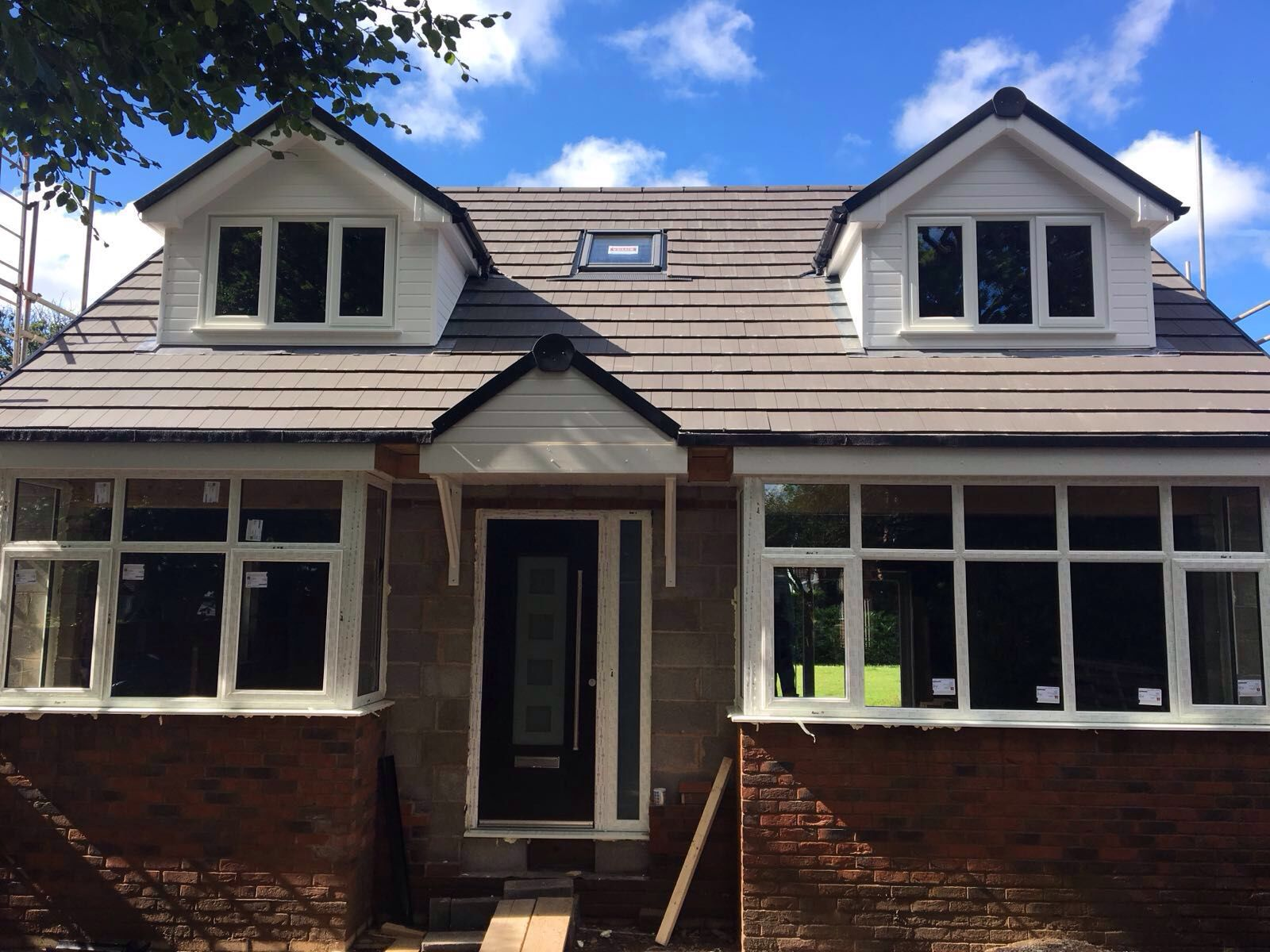New UPVC Windows & Doors in Barnston