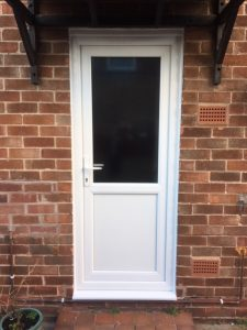 N&P Windows Wirral UPVC Door