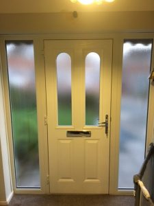 UPVC Door from N&P Windows